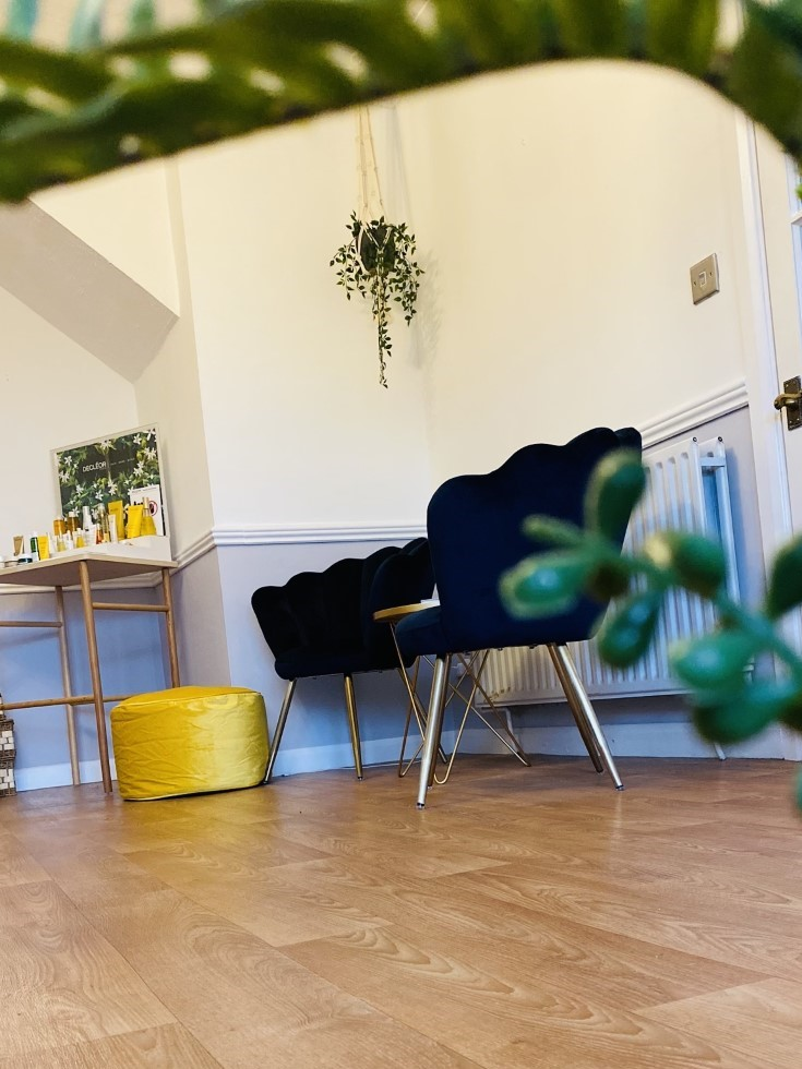 Top2Toe waiting room